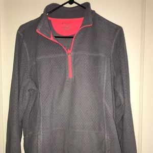 Women's Grey Tek Gear Pullover Sweater Size XL
